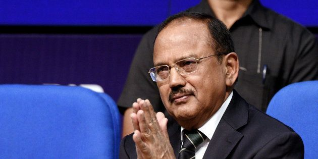 National Security Advisor Ajit Doval in a file