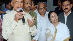 Mamata Banerjee, Chandrababu Naidu Meet In Kolkata, Say Opposition Parties Will Discuss Strategy