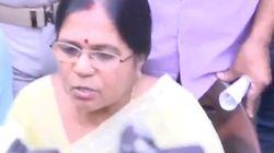Manju Verma, Ex-Bihar Minister And Absconding Accused In Muzaffarpur Shelter Scandal,