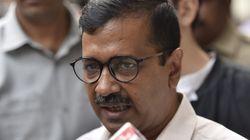 Chilli Powder Thrown At Delhi CM Arvind Kejriwal Inside