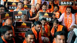 Sabarimala: Police Blocks Kerala Opposition Leaders On The Way To