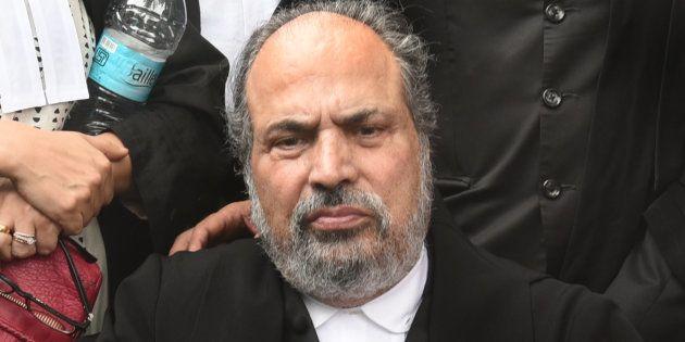 A file photo of Muzaffar Hussain