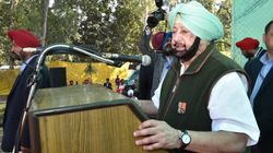 Punjab CM Amarinder Singh Hits Out At Pakistan, Says India Has A Large