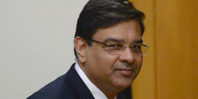 A file photo of RBI Governor Urjit