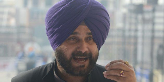 A file photo of Navjot Singh
