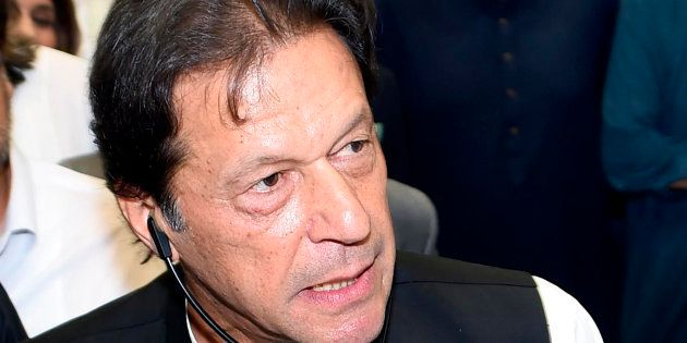 A file photo of Imran