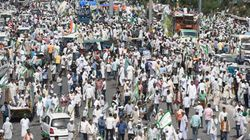 Farmers From Across India To March In Delhi Today; Want Debt Relief, Remunerative Price For
