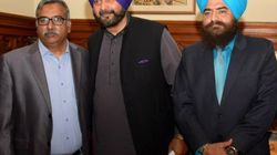 Navjot Singh Sidhu Plays Down Photo With 'Pro-Khalistan Leader' Gopal Singh