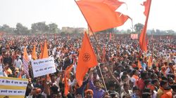 Right-Wing Outfits To Turn Up Heat On Ram Temple Issue At Babri Demolition