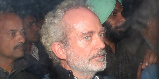 Christian Michel, a key accused and alleged middleman in India's abortive, scandal-tainted helicopter...