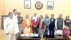 Bulandshahr: Yogi Adityanath Tells Slain Inspector's Family They Will Get