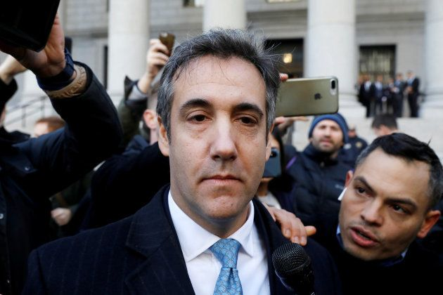 Trump's former lawyer Michael Cohen Cohen had implicated the president in the hush payments to two women...