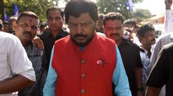 Union Minister Ramdas Athawale Slapped At Public Event In