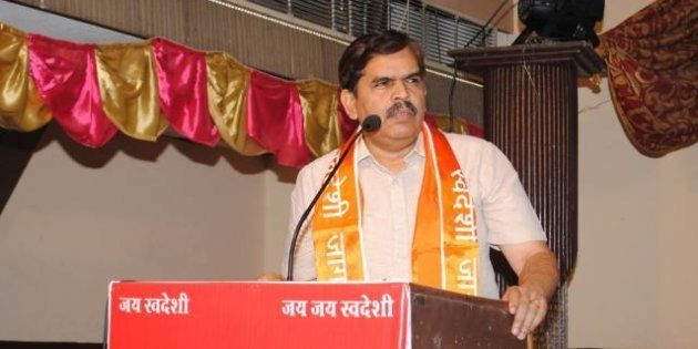 RSS Economic Wing's chief Ashwani