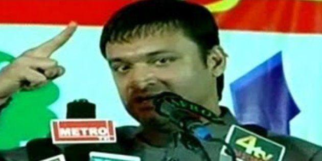 AIMIM leader Akbaruddin