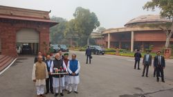Lok Sabha, Rajya Sabha Adjourned On First Day Of Parliament's Winter