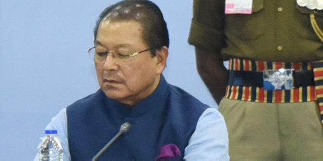 Mizoram CM Lal