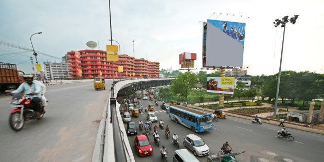 US To Help India Solve Its Traffic Nightmares With Smart Roads,