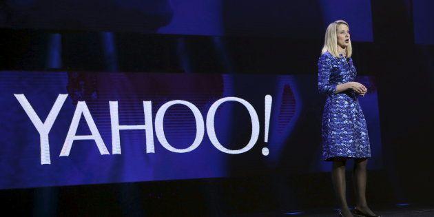 Yahoo CEO Marissa