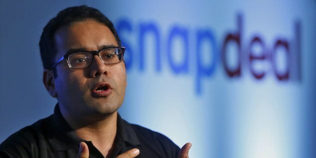 Kunal Bahl, co-founder and CEO of