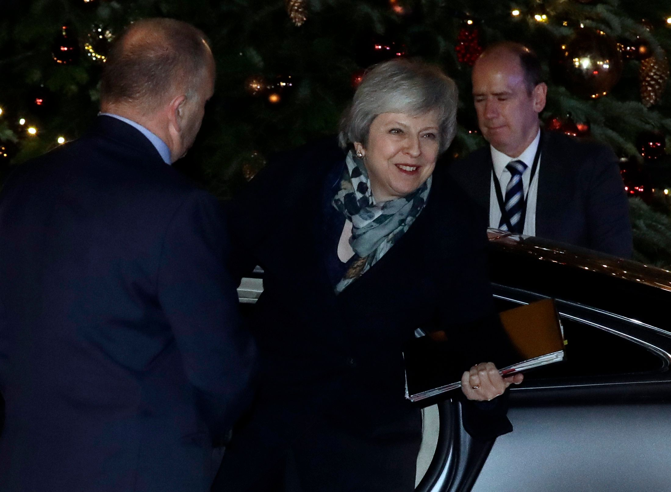 Theresa May Survives, But What Do The Latest Tory Shenanigans Mean For