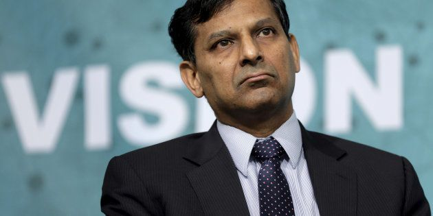 Governor of the Reserve Bank of India Raghuram