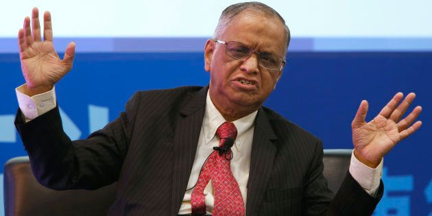 Murthy also said that Indian bureaucrats are of the opinion that they know it