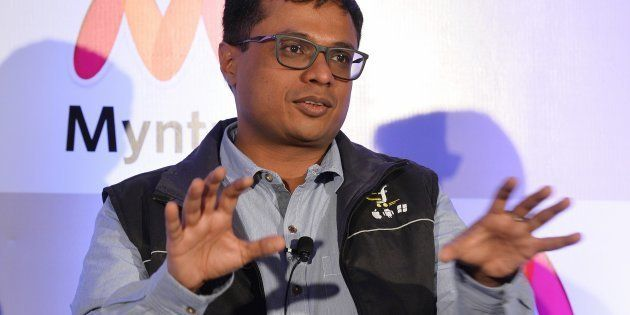 Sachin Bansal, Co-Founder of