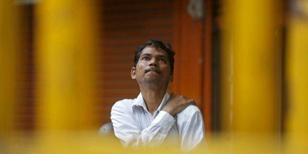 Sensex Tumbles Most Since June Amid Global