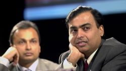 Anil Ambani Says His Telco Company Virtually Merges With Brother's