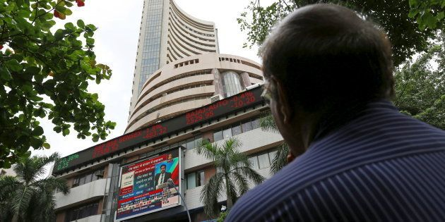 Indian Markets See The Biggest Drop Since Brexit As Indian Army Conducts 'Surgical