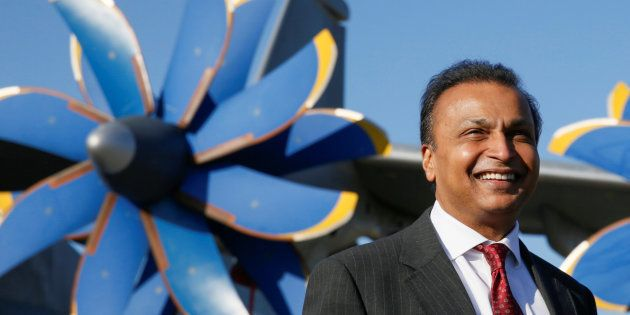 Anil Ambani's Reliance Group Awarded Contract Worth ₹22,000 Crore From India's Rafale Jet Fighter