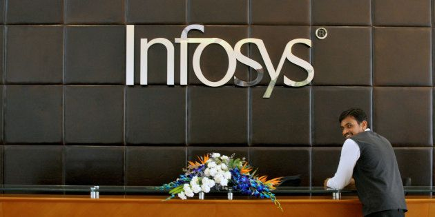 Infosys Cuts Annual Revenue Target For