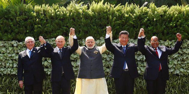 BRICS Development Bank To Increase Its Lending To $2.5 Billion Next