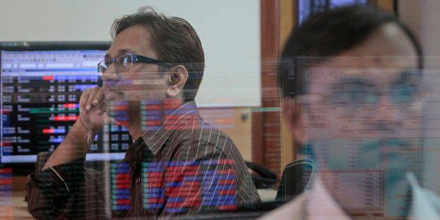 Sensex Ends Lower Following Tata