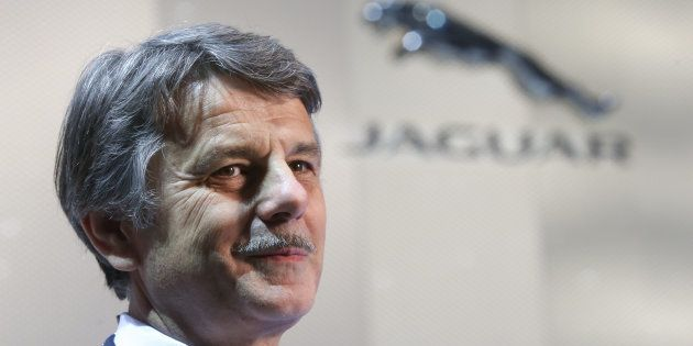 Ralf Speth, chief executive officer of Jaguar Land Rover