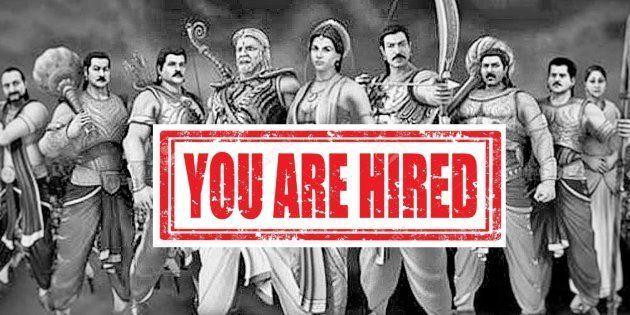 5 Characters From The Mahabharata I Would Love To Hire (No Pandavas