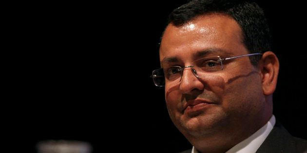 Cyrus Mistry attends the annual general meeting of Tata Steel Ltd., in Mumbai August 14,