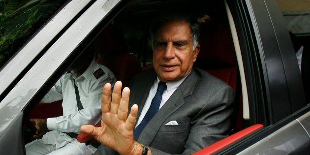 Tata Sons Interim Chairman Ratan