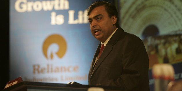 Mukesh Ambani, Chairperson, Reliance Industries