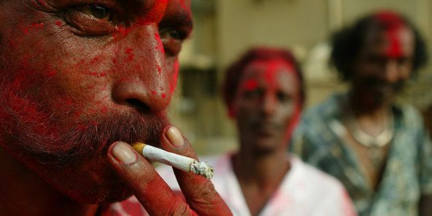 Representational image. Smoking is injurious to