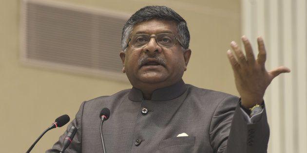Govt Fighting Terrorism As Well As Working For Nation's Economy: Ravi Shankar