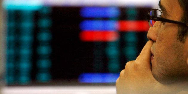 Indian Stocks Cut Losses On Positive Sentiment About Govt's Currency Move After Tanking In Early