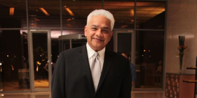 File photo of Rakesh Sarna, Managing Director and CEO, Indian Hotels Company Limited during the launch...