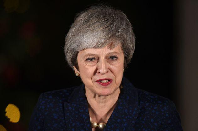 영국 테레사 메이 총리와 브렉시트의 미래를