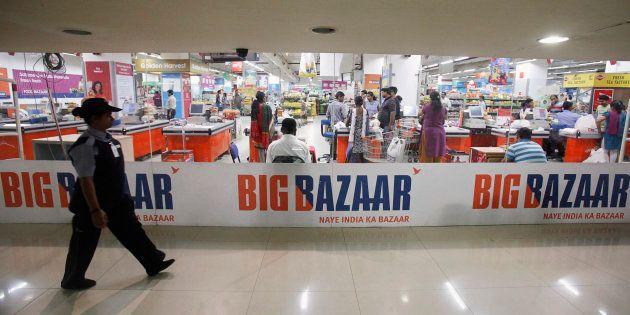 Big Bazaar Will Let You Withdraw ₹2000 Using Debit Cards Starting November