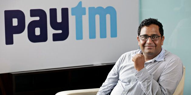 Vijay Shekhar Sharma, founder and chairman of One97 Communications Ltd, which operates
