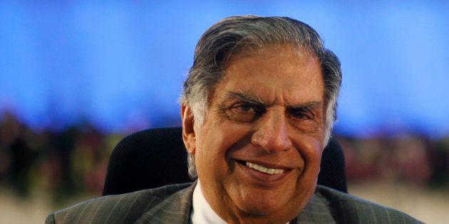 Ratan Tata, interim chairman of the Tata