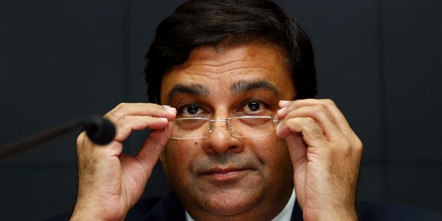 The Reserve Bank of India (RBI) Governor Urjit