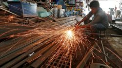 India Factory Activity Slows Down